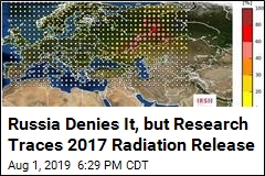 Russia Denies It, but Research Traces 2017 Radiation Release