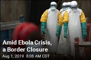 Amid Ebola Crisis, a Border Closure