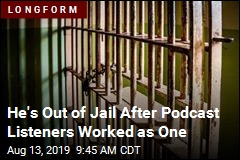 He's Out of Jail After Podcast Listeners Worked as One