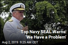 Top Navy SEAL: We Must 'Recalibrate Our Culture'
