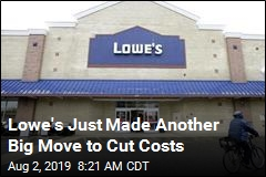 Store Closures Not Enough, Lowe's Axes Thousands of Jobs
