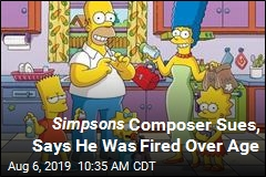 Simpsons Composer Sues, Says He Was Fired Over Age