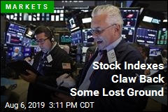 Stock Indexes Claw Back Some Lost Ground