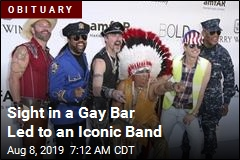 Sight in a Gay Bar Led to an Iconic Band