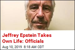 Jeffrey Epstein Is Dead in Apparent Suicide: Officials