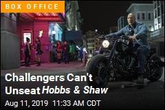 Challengers Can't Unseat Hobbs & Shaw