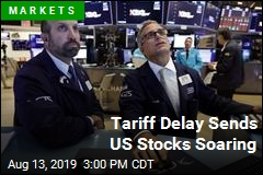Tariff Delay Sends US Stocks Soaring