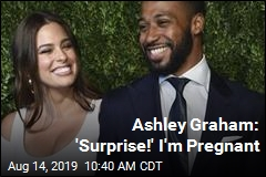 Supermodel Ashley Graham Is Pregnant