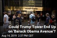 Could Trump Tower End Up on 'Barack Obama Avenue'?