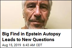 Neck Injuries Revealed in Epstein Autopsy Spur Questions