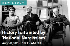 History Is Tainted by 'National Narcissism'