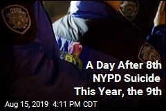 Mental Health Emergency Declared as NYPD Sees 9th Suicide This Year