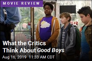 Good Boys Charms —'F-Bombs' and All