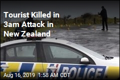Tourist Killed in Random Attack in New Zealand