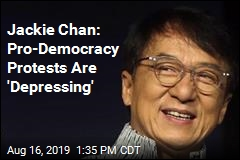 Jackie Chan, Mulan Actor Slammed After Hong Kong Remarks