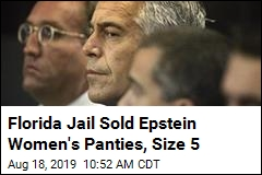 Epstein's Treatment Only Got Better: Florida Jail Records