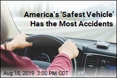 America's 'Safest Vehicle' Also Has the Most Accidents