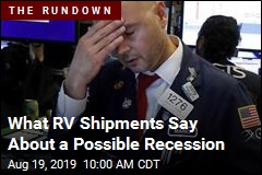 What RV Shipments Say About a Possible Recession