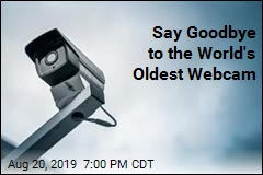 The World's Oldest Webcam Is Going Bye-Bye