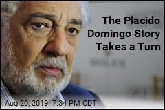 The Placido Domingo Story Takes a Turn