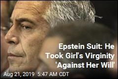 New Epstein Suits: He Trafficked for Sex While on Work Release