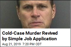 Job Application Revives 21-Year-Old Murder Case