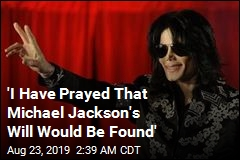 Former Publicist: Michael Jackson Left Secret Will