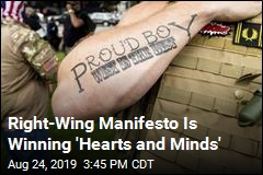 Right-Wing Manifesto Is Winning 'Hearts and Minds'
