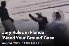 Jury Rules in Florida 'Stand Your Ground' Case