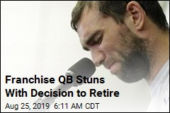 Franchise QB Stuns With Decision to Retire