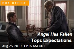 Angel Has Fallen Tops Expectations