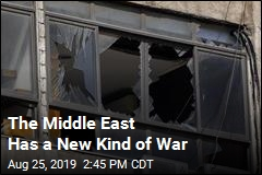 The Middle East Has a New Kind of War