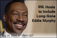 Eddie Murphy Returning to SNL Stage for Holiday Show