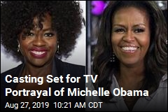 Casting Set for TV Portrayal of Michelle Obama