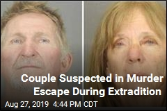 Couple Suspected in Murder Escape During Extradition