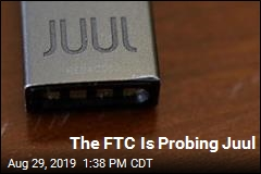 The FTC Is Probing Juul