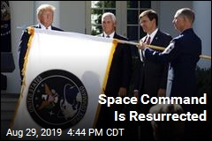 Space Command Is Resurrected