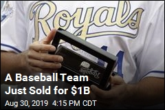 A Baseball Team Just Sold for $1B