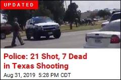 Police: 'Multiple Gunshot Victims' in Texas Shootings