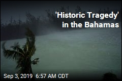 'Historic Tragedy' in the Bahamas