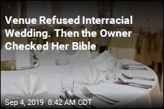 Venue Backtracks After Refusing Interracial Wedding
