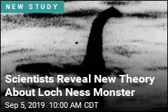 Scientists Reveal New Theory About Loch Ness Monster