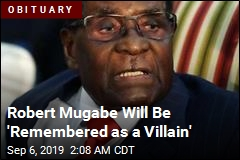 Robert Mugabe Dead at 95