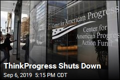 ThinkProgress Closes Shop