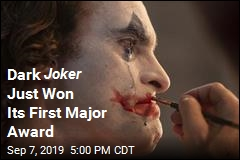 Joker Takes Top Prize at Venice Film Festival