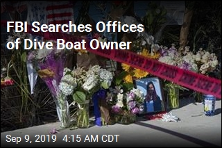 Search Warrants Issued in Boat Fire Investigation