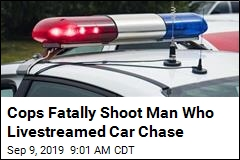 He Posted 'So Sorry' on Facebook. Then, a Police Chase