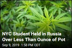 NYC Student Held in Russia Over Medical Marijuana