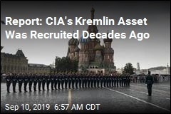 Report: CIA's Kremlin Asset Rejected First Extraction Offer