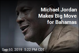 Michael Jordan Makes Big Move for Bahamas
